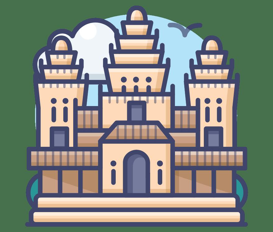 23  Kasino Live terbaik di Kamboja tahun 2021