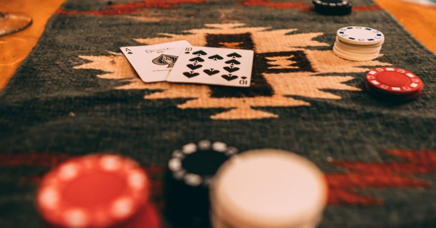 Keterampilan Manajemen Uang Blackjack