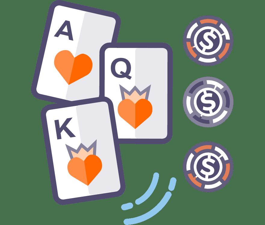 Mainkan Live Three Card Poker