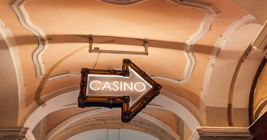 Berjudi Di Kasino Langsung