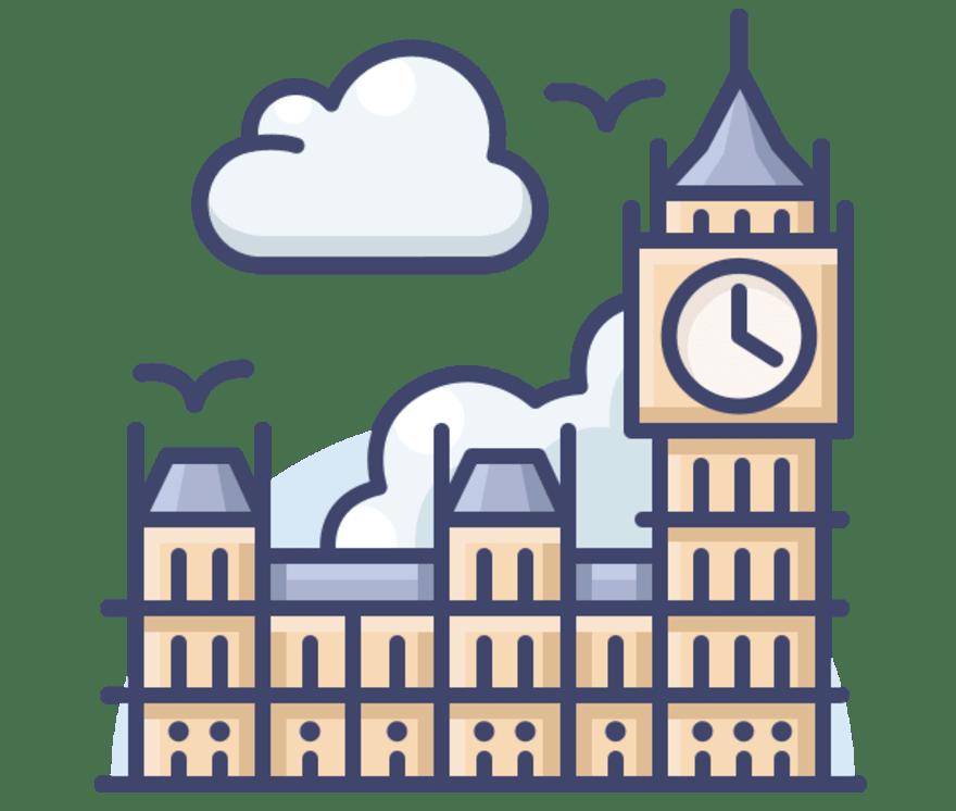 27  Kasino Live terbaik di Inggris Raya tahun 2021
