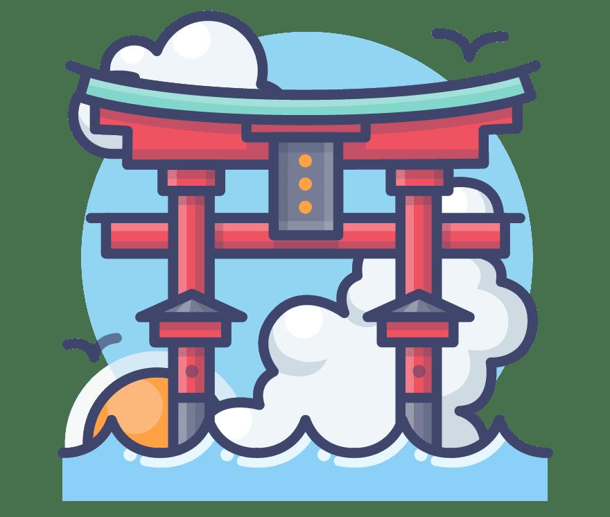 46  Kasino Live terbaik di Jepang tahun 2021