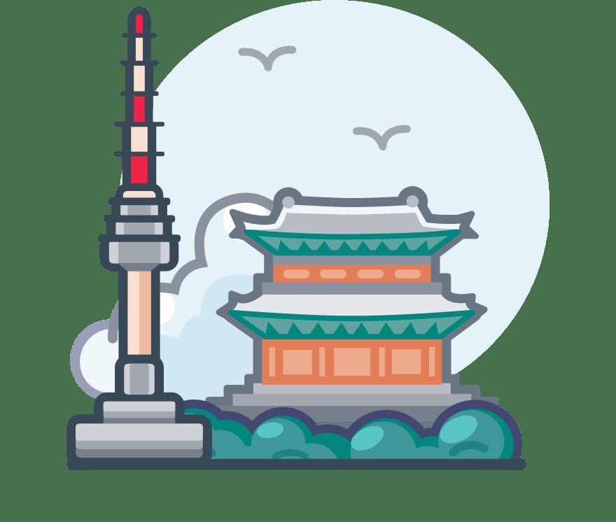 29  Kasino Live terbaik di Korea Selatan tahun 2021